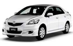 Toyota Yaris 2013 - Available for rental